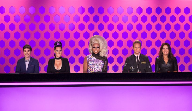 Michelle Visage Dishes on Drag Race's Top 4 & Taking the