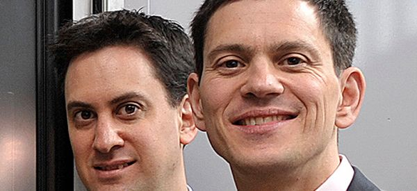The Miliband Brothers Speak Publicly For First Time In Seven Years In Awkward Chat