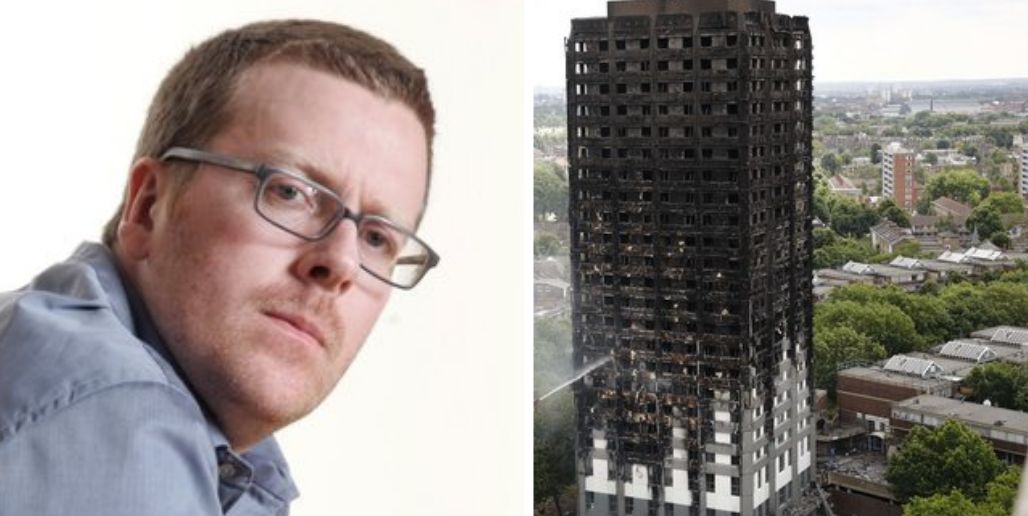Frankie Boyle Tells Owen Jones Grenfell Victims Were Treated As 'Less Than