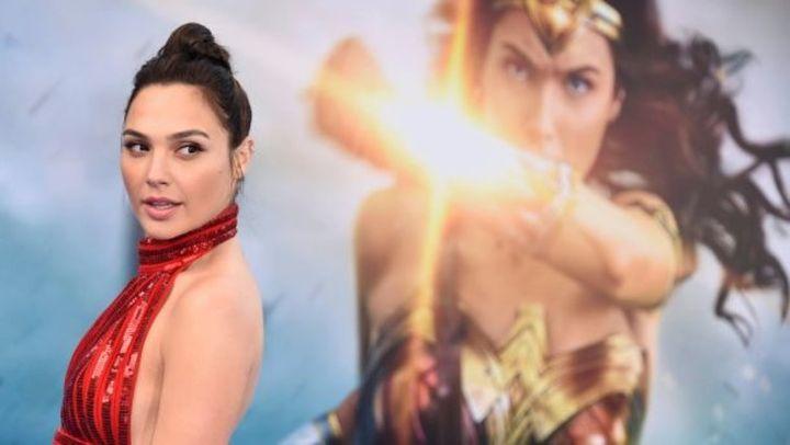 Gal Gadot, the Israeli actress who plays Wonder Woman