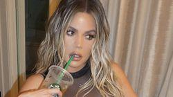 Khloe Kardashian's Bodysuit Is A Wardrobe Malfunction Waiting To