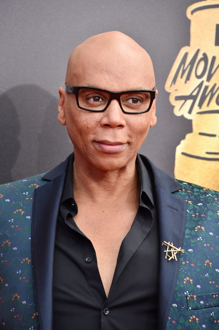RuPaul is getting a star on the Walk of Fame.