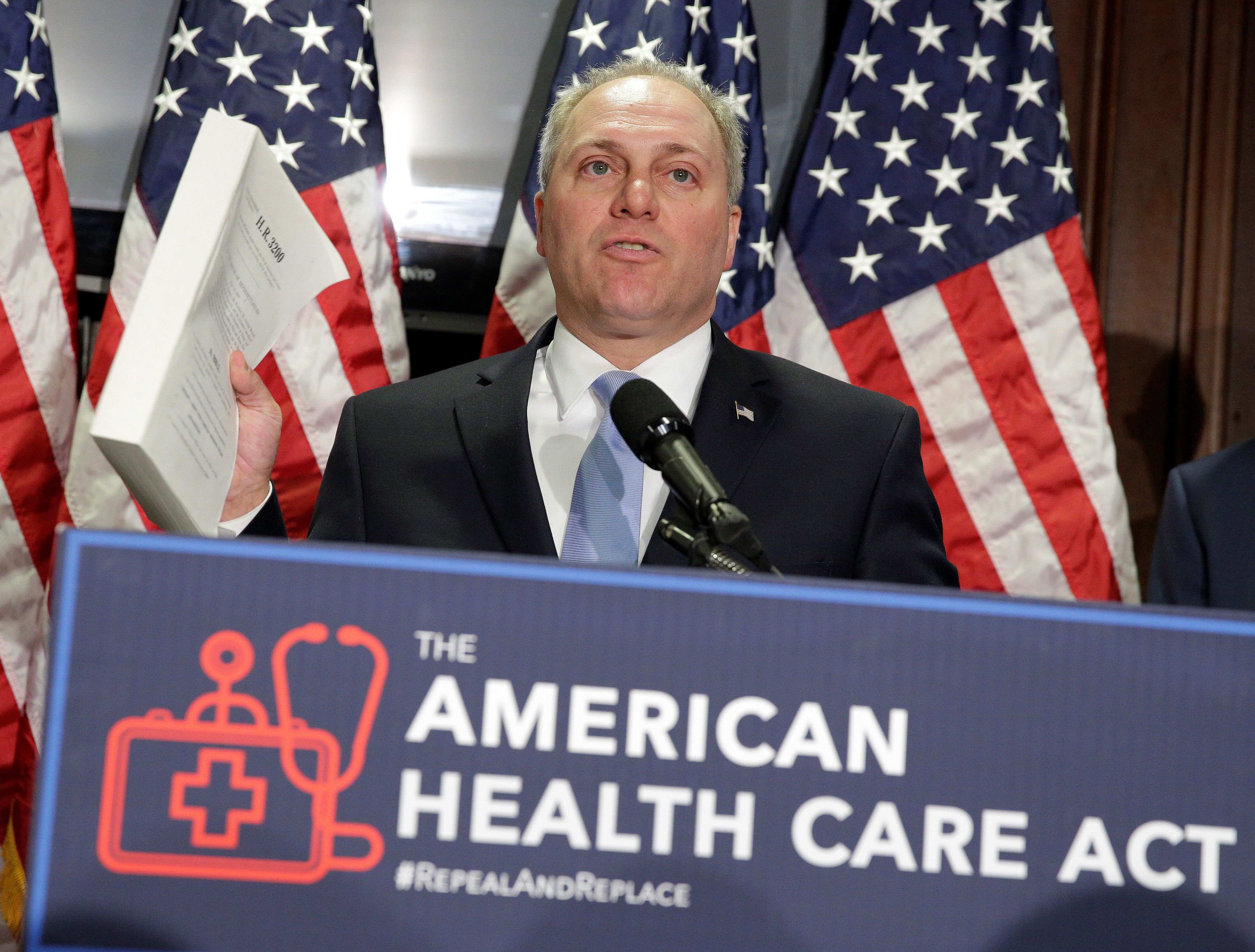 Steve Scalise Readmitted To ICU In Serious Condition Over Concerns Of