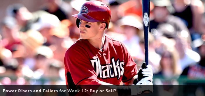 Jake Lamb has been raking throughout 2017, but should fantasy owners think about selling?