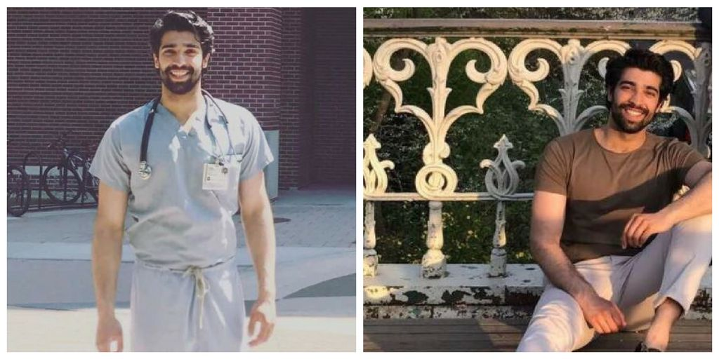 People Are Crushing On This Pakistani Doctor Who Needs A Room In New York