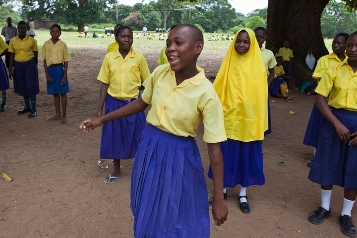 In Kenya, about 65 percent of women and girls can't afford sanitary pads. Underserved girls often skip school when they