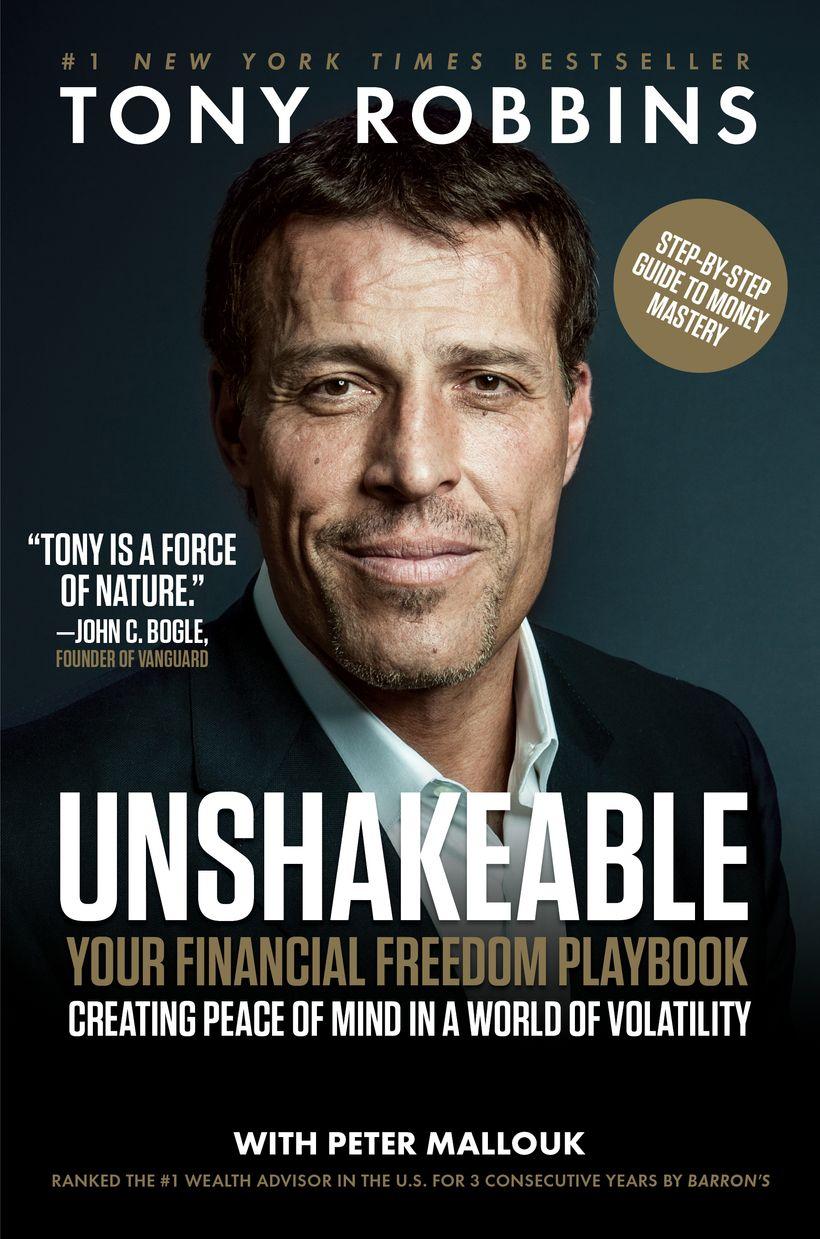 Tony Robbins Shares Advice On How To Be 'Unshakable'
