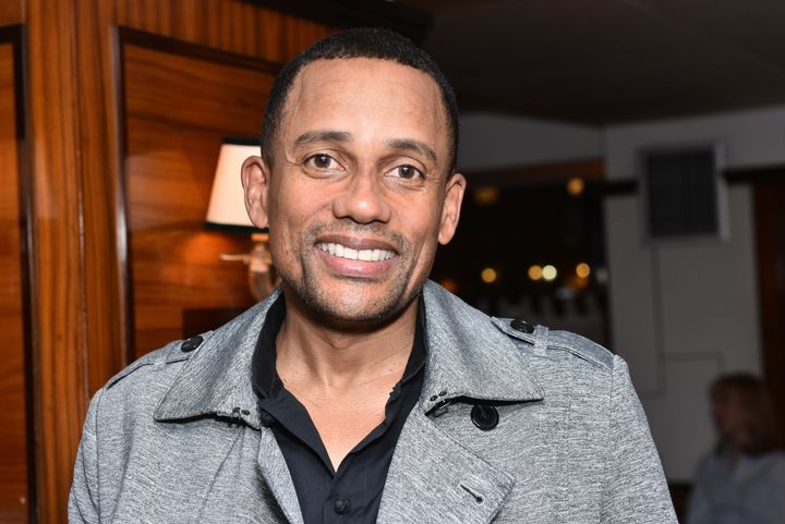 """CSI: NY"" actor Hill Harper said becoming a dad has been the ""biggest blessing."""