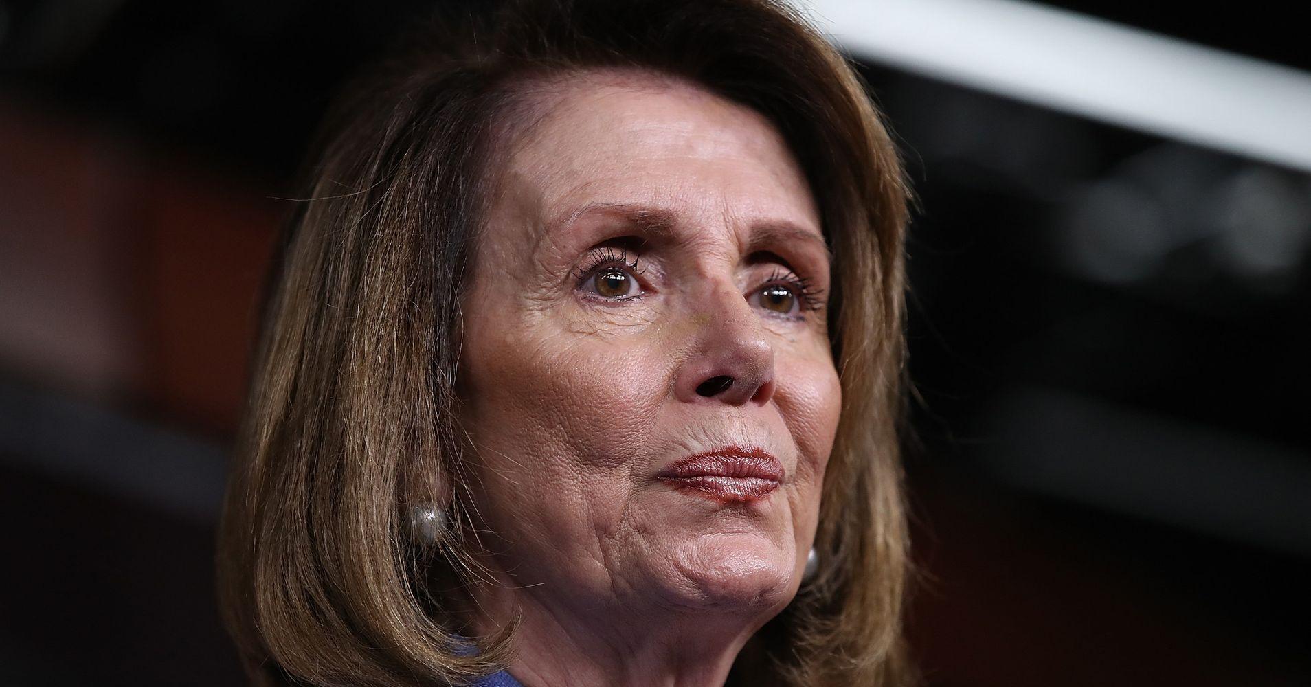 Pelosi's Pity Problem