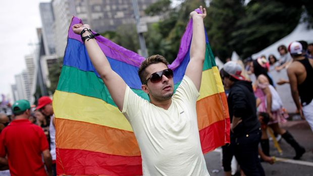 Queer People Proudly Embrace Their Identity In Parades Worldwide
