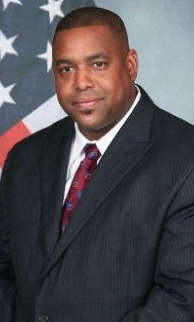 Richmond County Sheriff Richard Roundtree