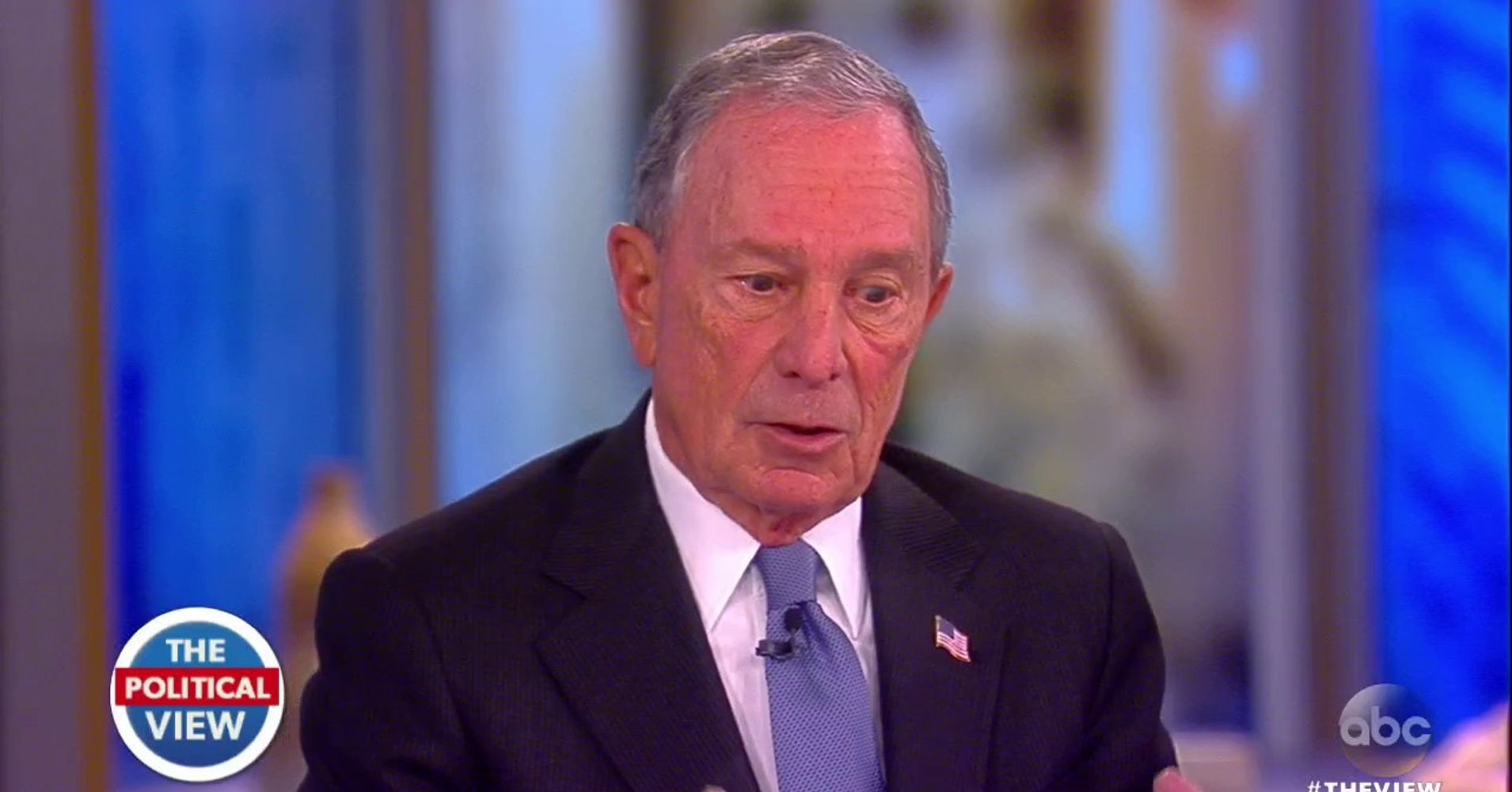 Mike Bloomberg's Call To Support a Lying President Is Beyond Naive