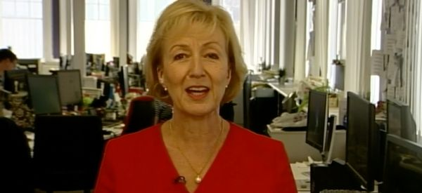 Andrea Leadsom Infuriates Journalist By Suggesting Her Brexit Questions Aren't 'Patriotic'
