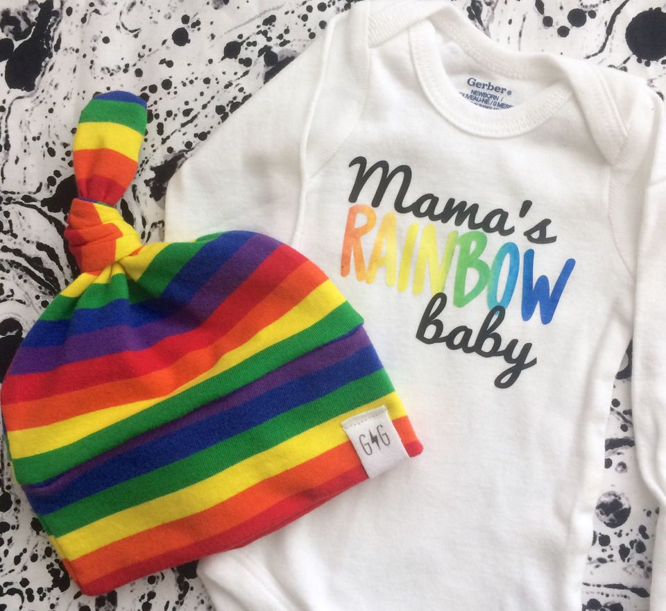 20 Lovely Gifts For Rainbow Babies And Their Parents | HuffPost Life