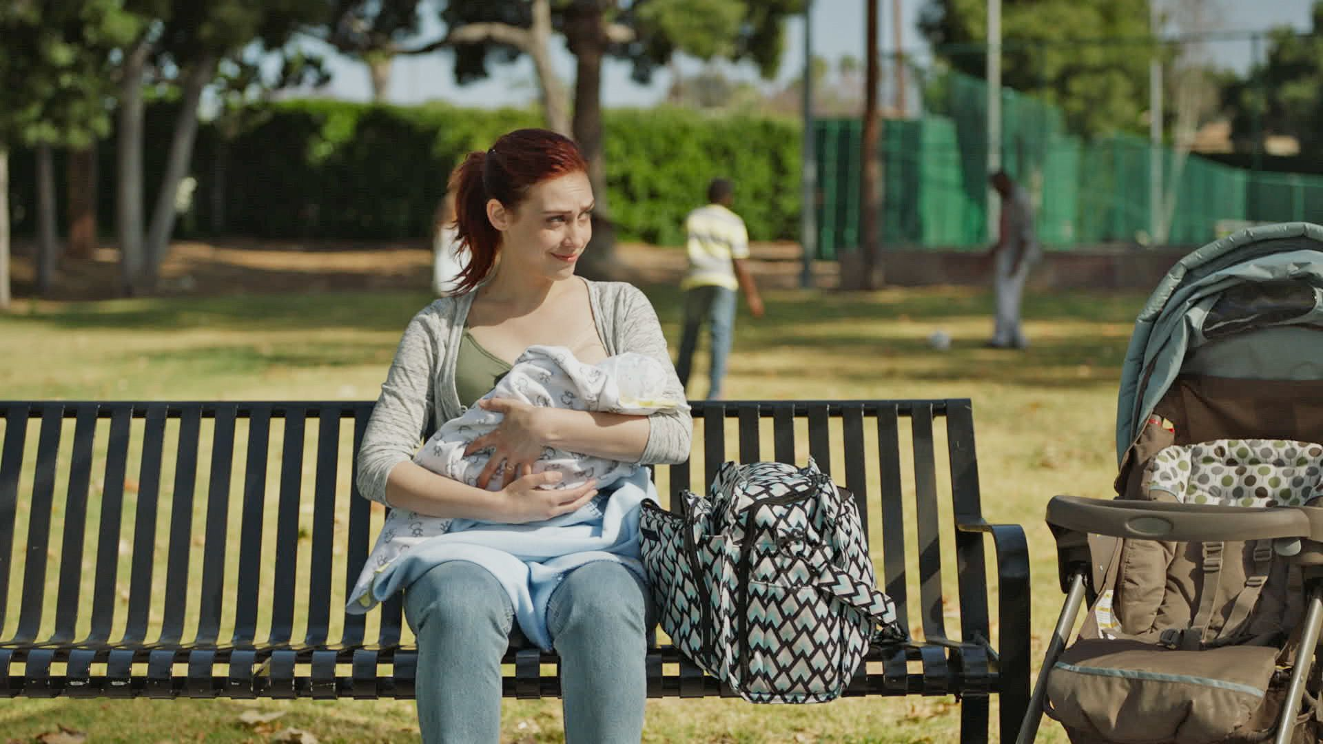 "Yoplait launched a new campaign called ""Mom On."""
