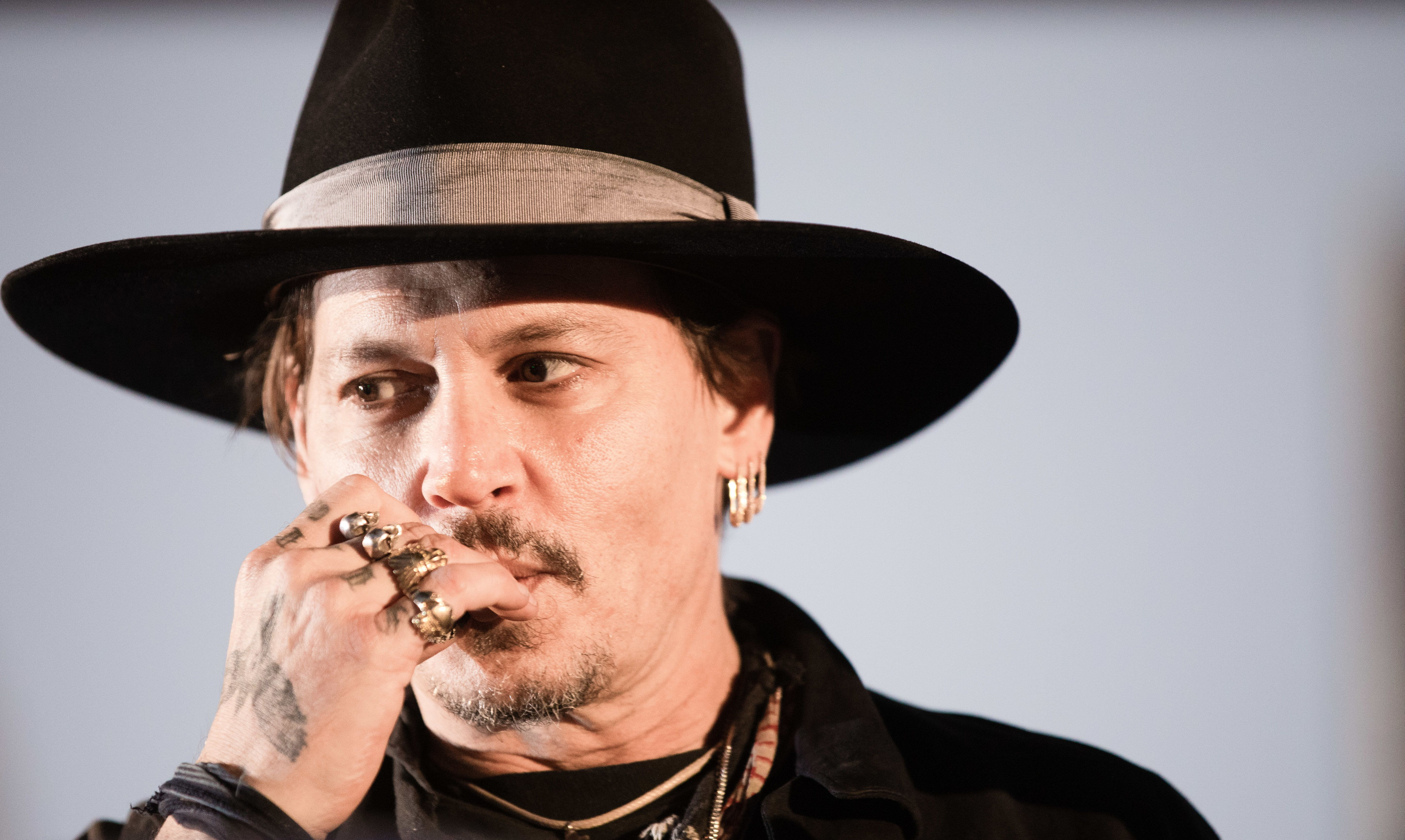 Johnny Depp Issues Apology Over Trump 'Assassination'