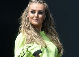 Perrie Edwards Laughs Off Photoshop Accusations In Defiant Instagram Post