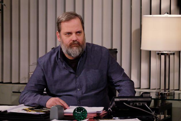 Dan Harmon appearing on Season 2 of