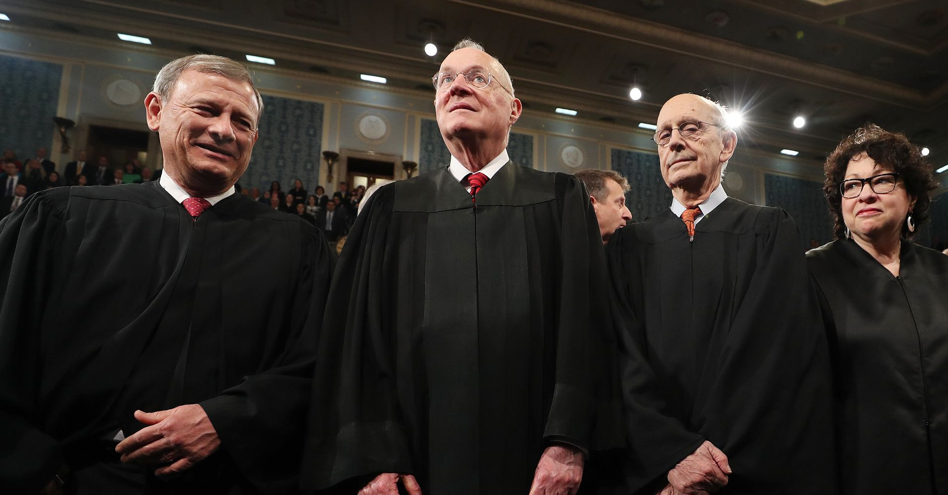 Retirement Rumors Ramp Up For Influential Supreme Court Justice