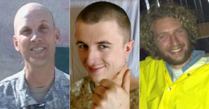 American heroes, Ricky John Best, Micah Fletcher and Taliesin Myrddin Namkai Meche, stood up to anti-Muslim hate.