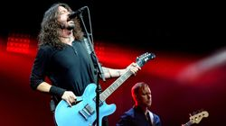 Glastonbury 2017: Foo Fighters' Swearing Breaks Adele's Record, And Naked Fan Steals The