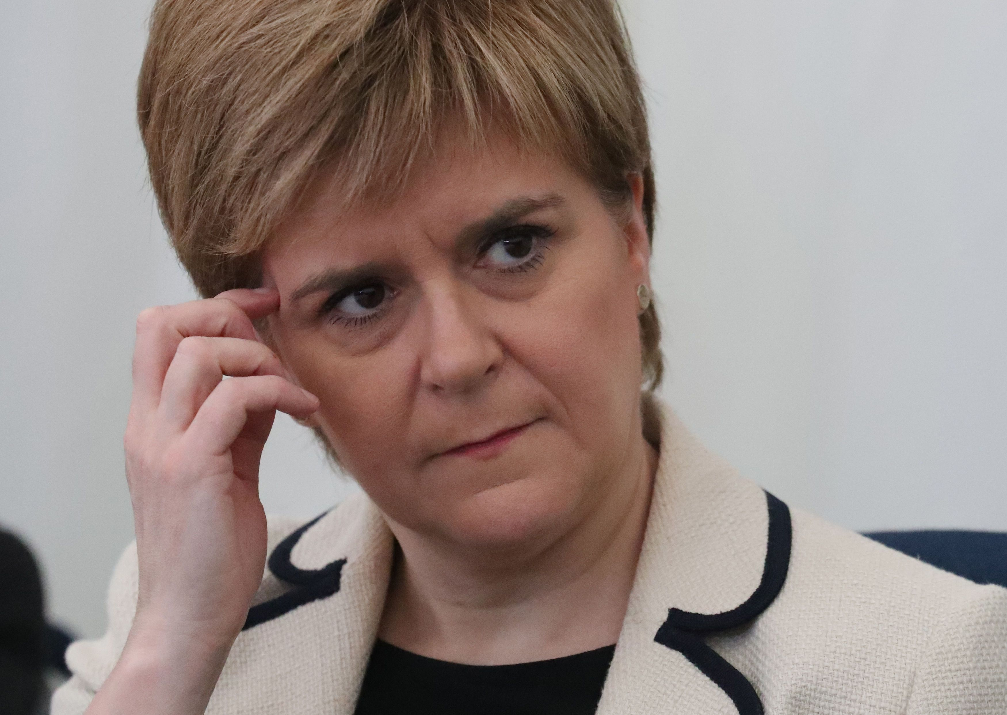 Reports that Nicola Sturgeonis to put plans for a second independence referendum on hold are entirely...
