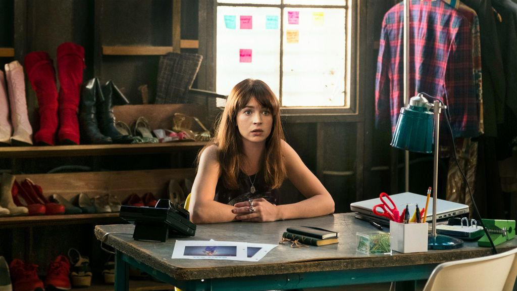 Netflix Cancels 'Girlboss' After One