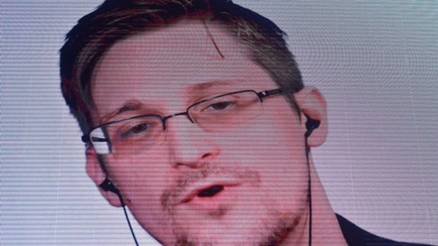 Edward Snowden Bashes New CIA Chief's Focus On Leakers