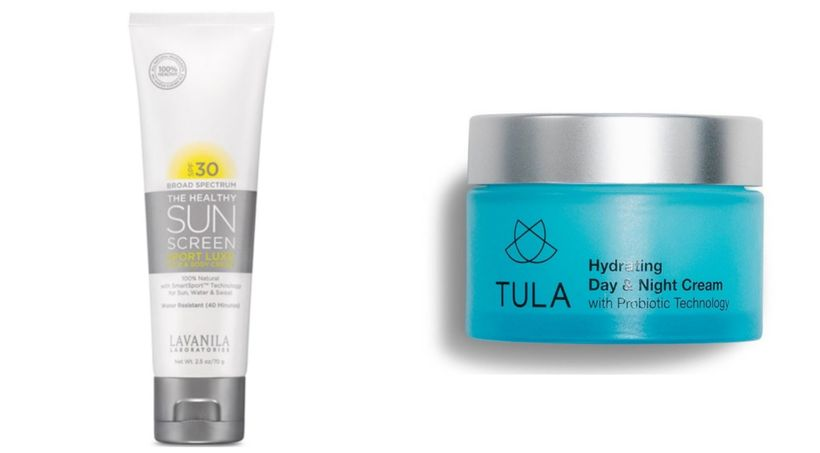 """The Healthy Sunscreen from <a rel=""""nofollow"""" href=""""https://www.lavanila.com/products/sport-luxe-spf30-face-body-cream"""" target"""