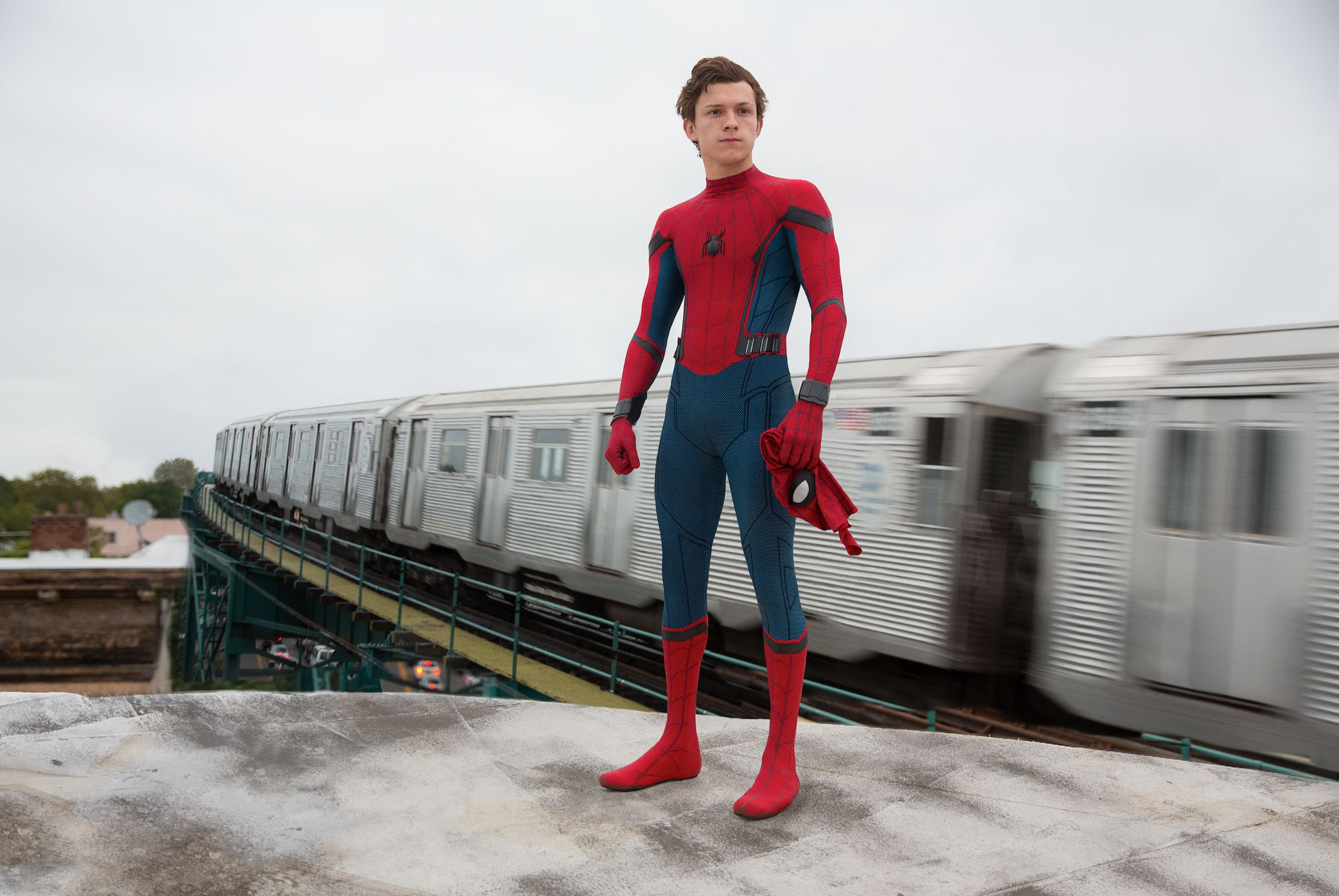 Tom Holland Confirms Popular Fan Theory: Spider-Man Was In 'Iron Man