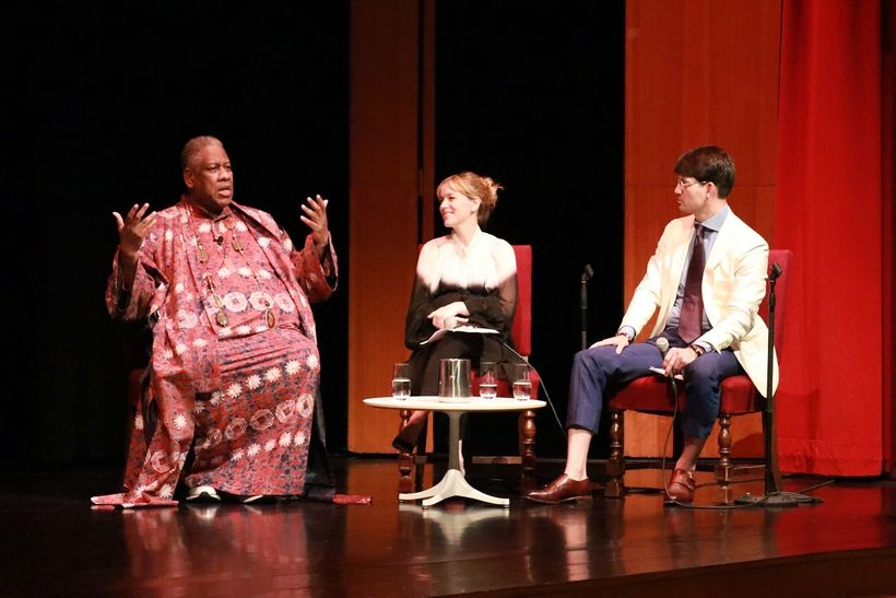 St. Louis Art Museum: Men's Fashion Past, Present and Future: A Conversation with  André Leon Talley