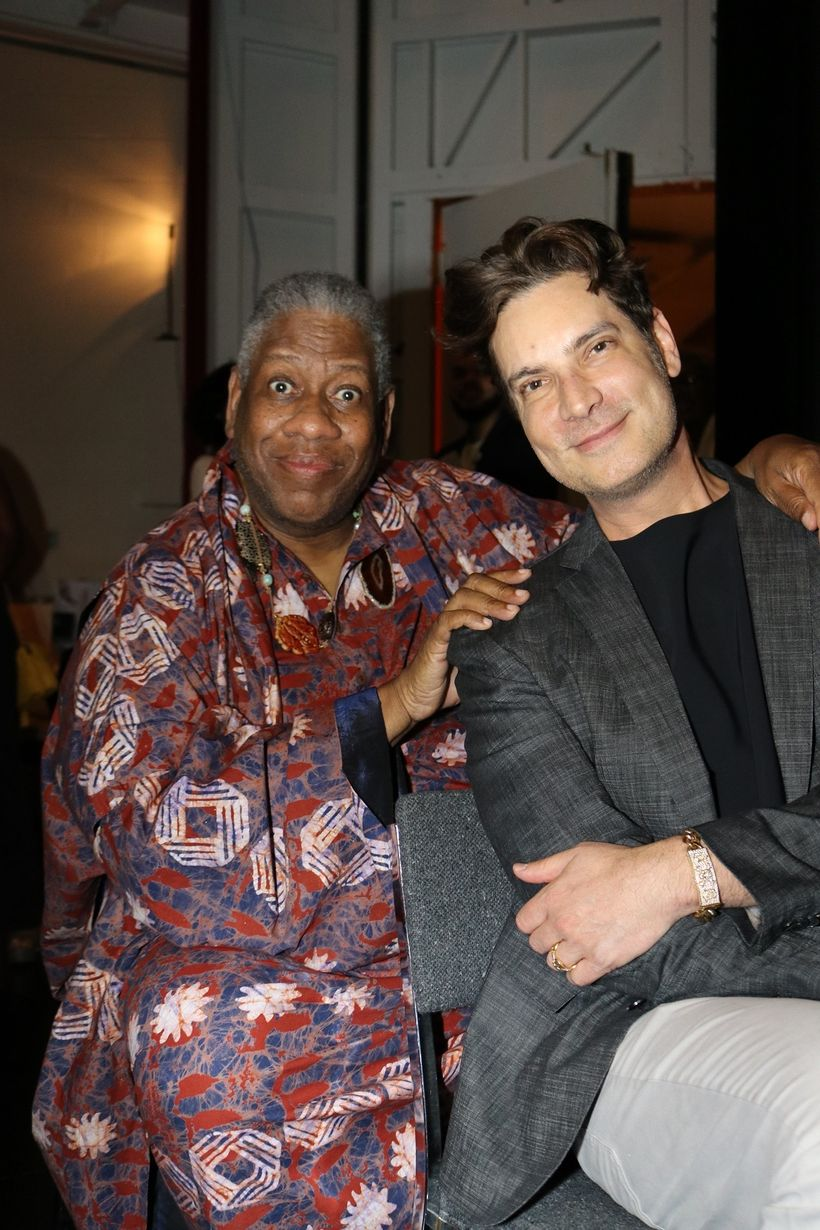 St. Louis Art Museum: Men's Fashion Past, Present and Future: A Conversation with  André Leon Talley, Cameron Silver