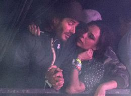 Victoria And David Beckham Looked Loved-Up At Glastonbury As They Watch Ed Sheeran