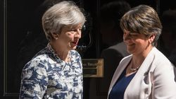 DUP Agree To Deal With Tories To Keep Theresa May In