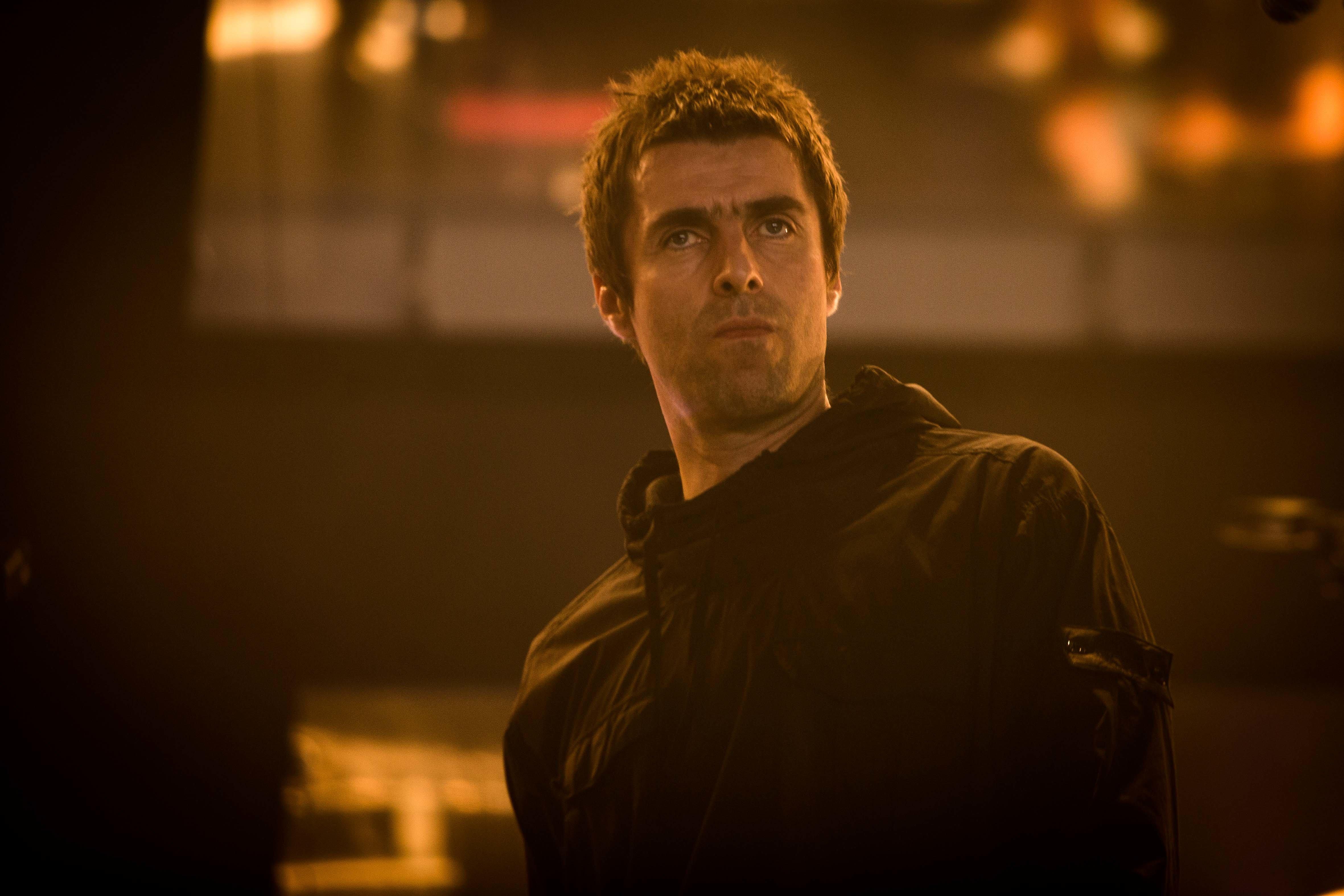 Liam Gallagher Snubs Glastonbury To Watch 'Love