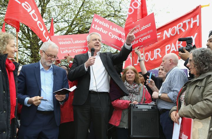 Welsh Labour's Carwyn Jones says the deal
