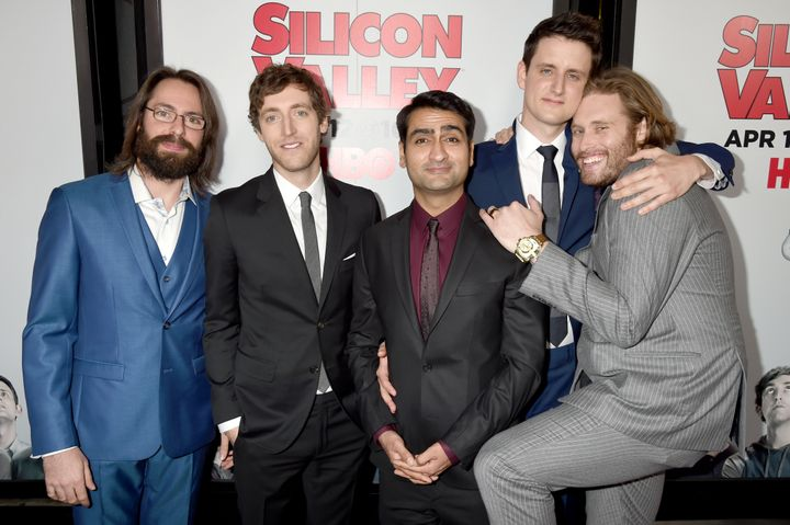 "T.J. Miller (right) has given fans more than a few reasons why he decided to leave ""Silicon Valley."""