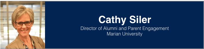 Cathy Siler | Director of Alumni and Parent Engagement, Marian University