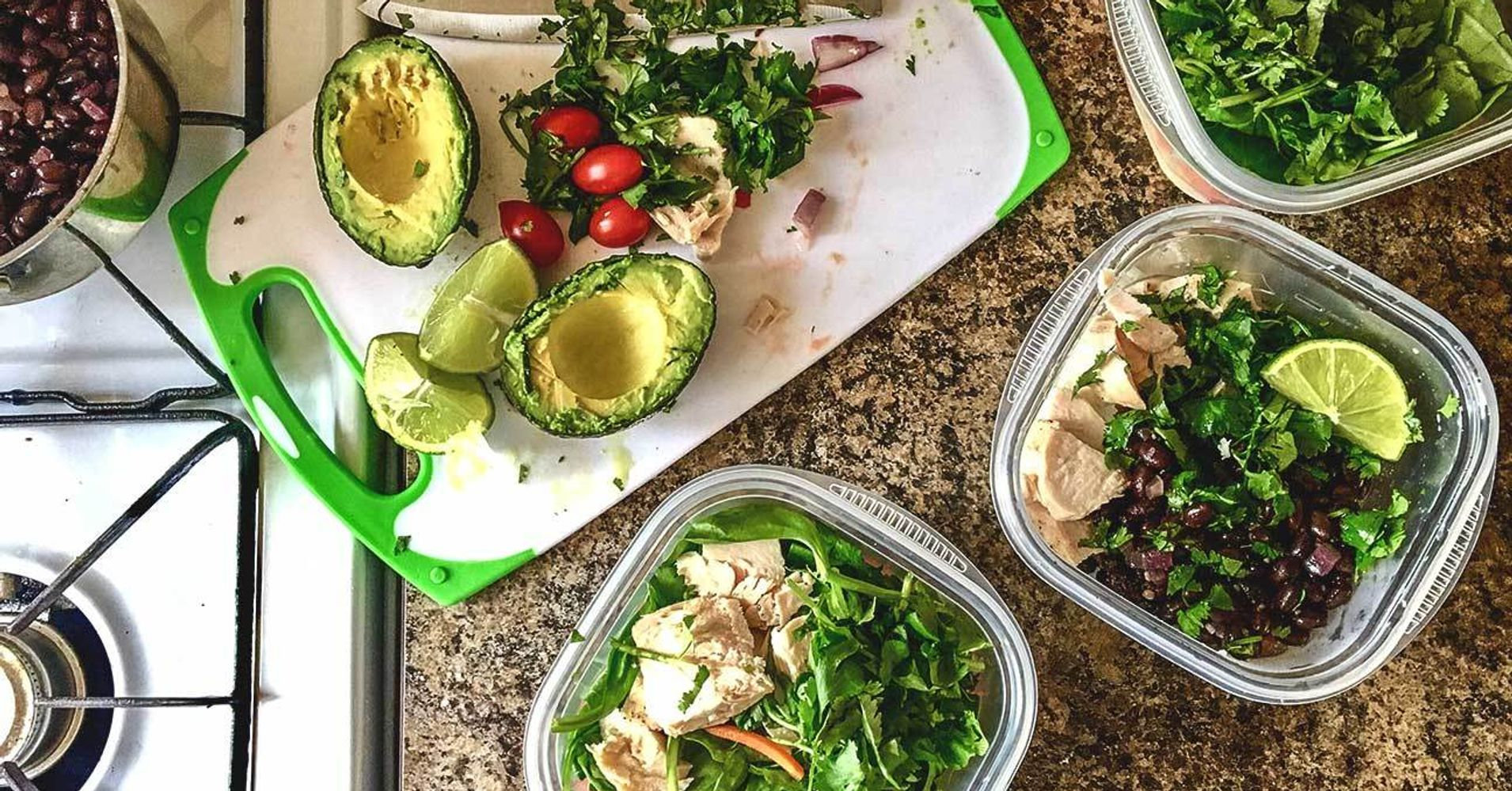 Maybe That Bpa In Your Canned Food Isnt >> Meal Prepping May Actually Be Sabotaging Your Diet Huffpost Life