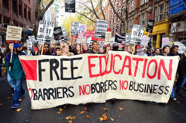 Scrapping tuition fees was not a big vote-winner for Jeremy
