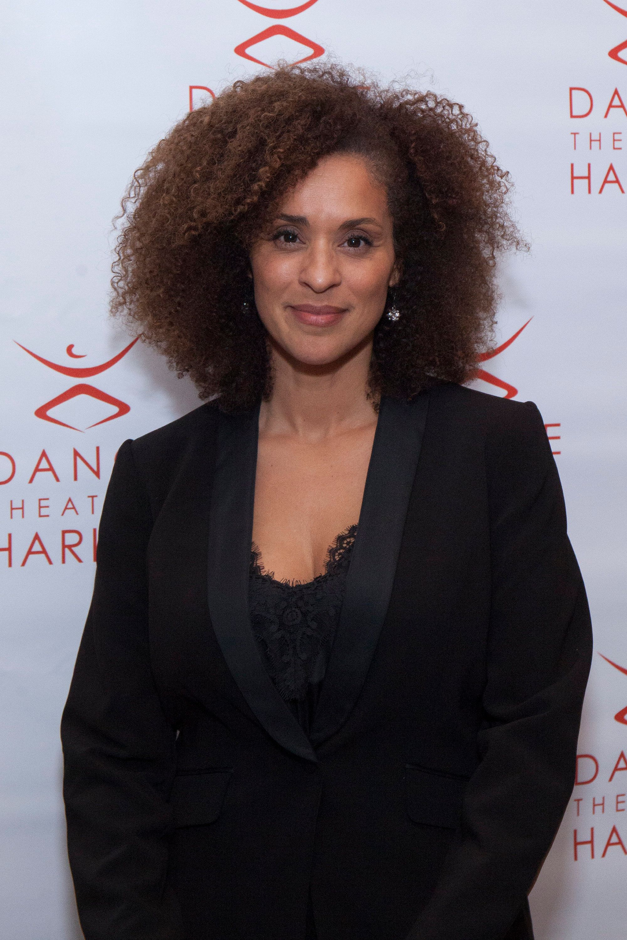 NEW YORK, NY - APRIL 19:  Karyn Parsons attends Dance Theatre of Harlem's 6th Annual Vision Gala at New York Park Hyatt on April 19, 2017 in New York City.  (Photo by Santiago Felipe/Getty Images)