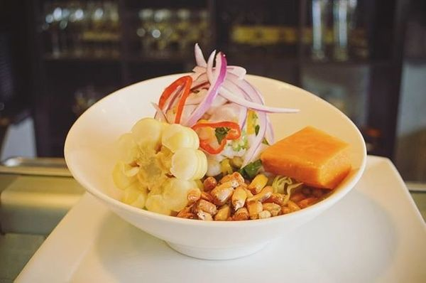 "Even people who know nothing about Peruvian food will often know ceviche. That's because this dish that's <a href=""http://www"