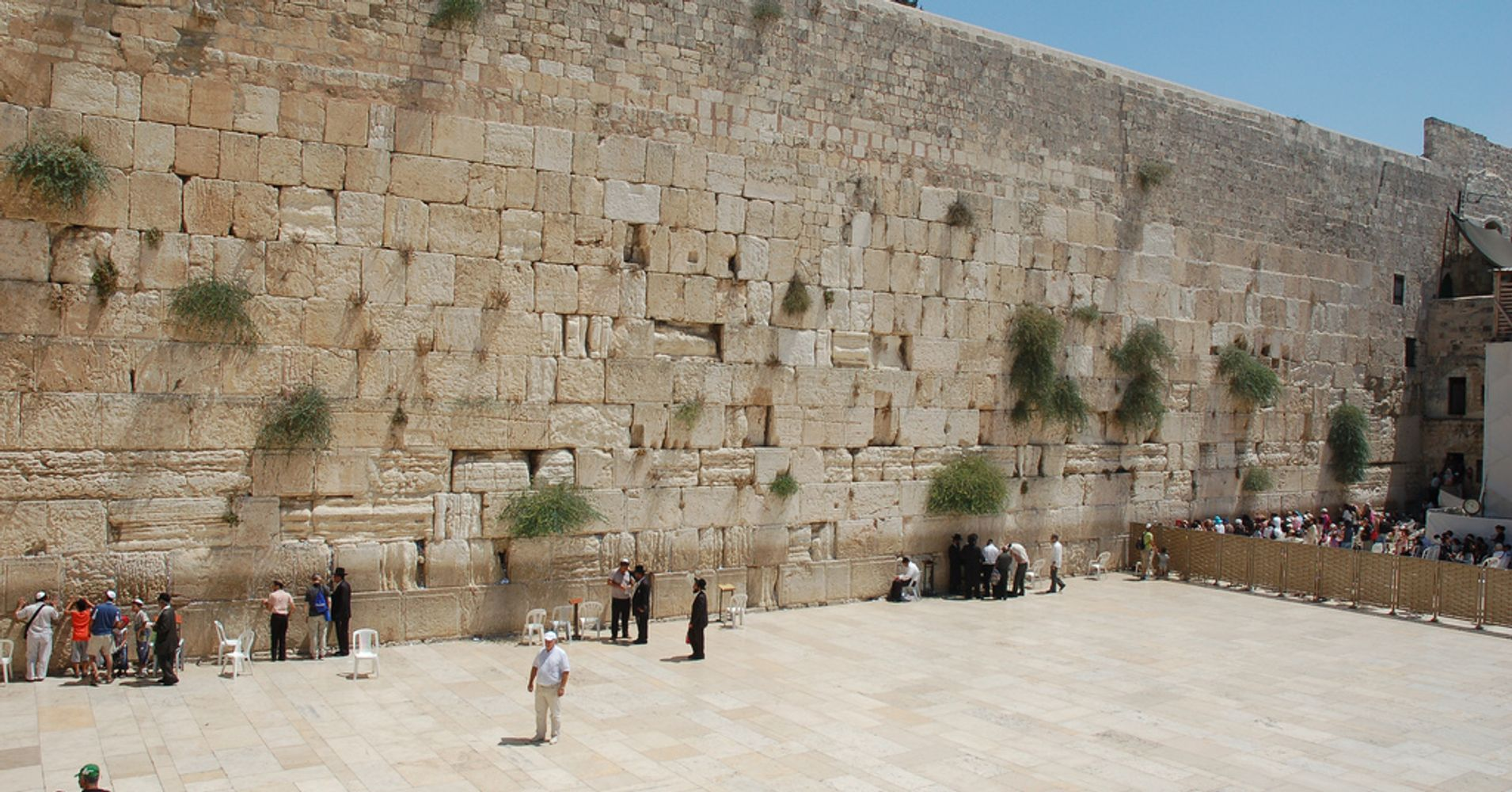 is the western wall a kind of idolatry huffpost
