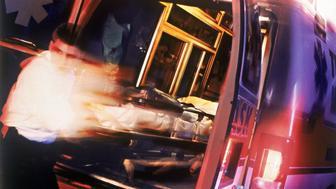 Emergency response ambulance, Cleveland, Ohio