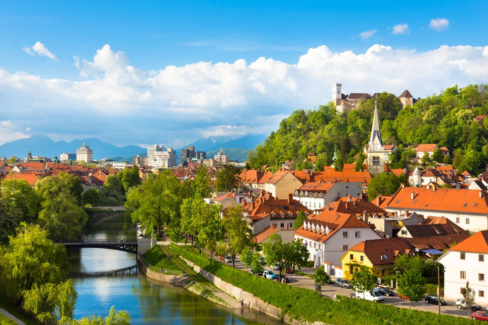 "Mercer Cost of Living rank: 161 of 209<br><br>Slovenia's capital is <a href=""http://www.huffingtonpost.com/entry/sl"
