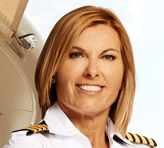 Sandra Yawn, AKA Captain Sandy from Bravo's <em>Below Deck Mediterranean</em>