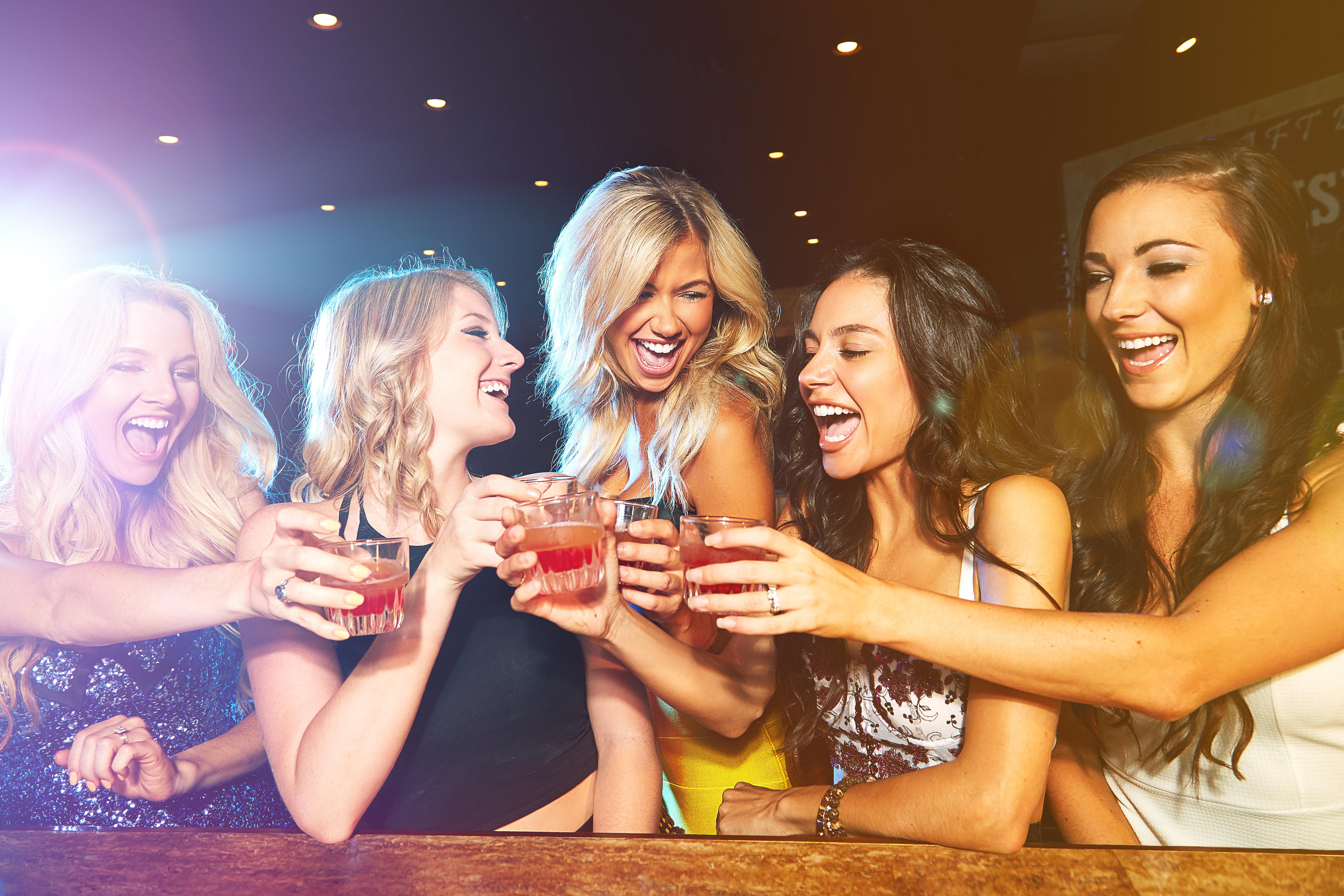 Men naked bachelorette party women - gay
