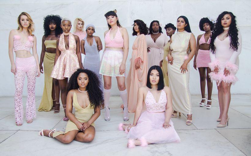 "Pink Plastic's ""Pink Lemonade Collection"""