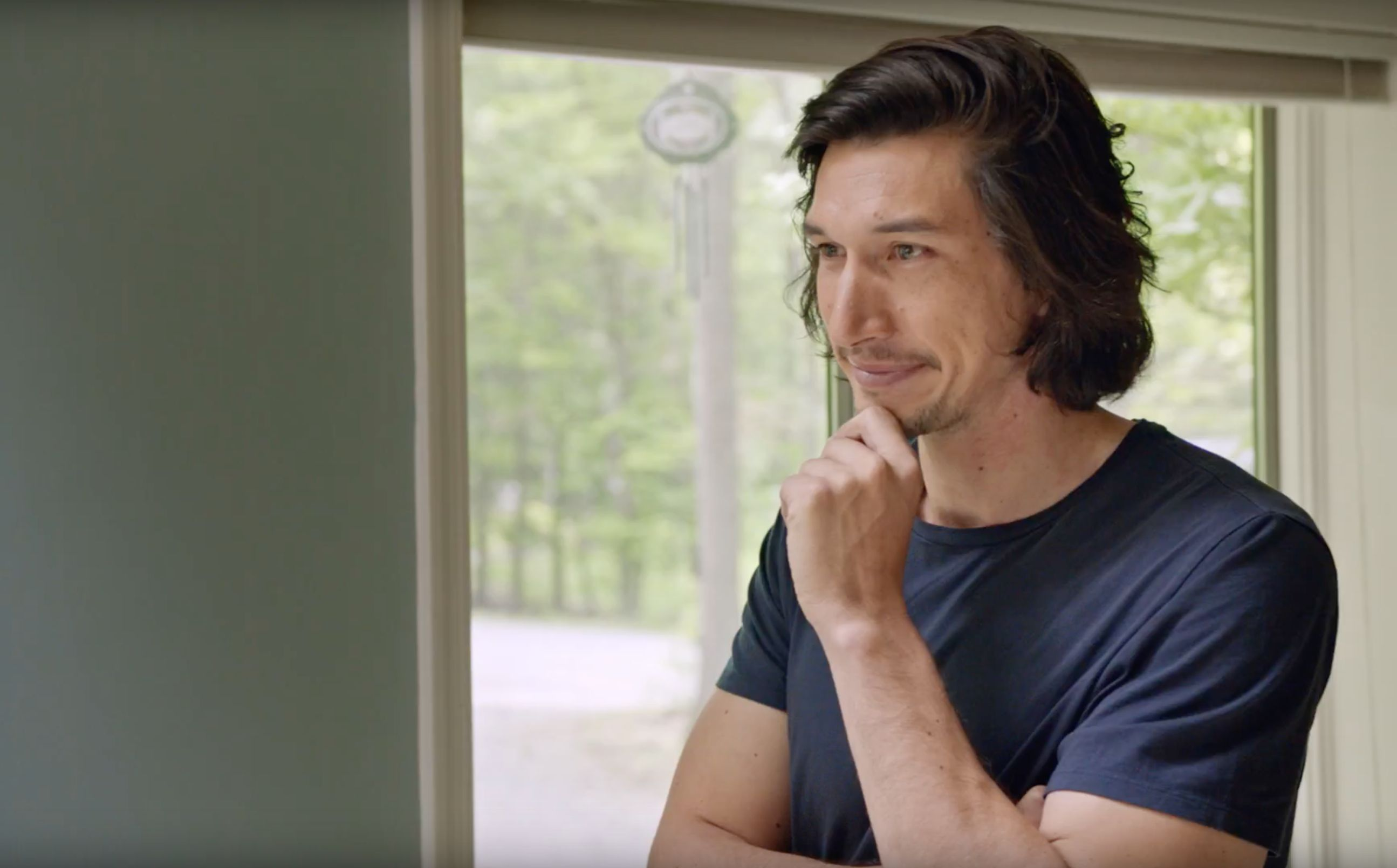 Adam Driver Brings A Family To Tears With Life-Changing