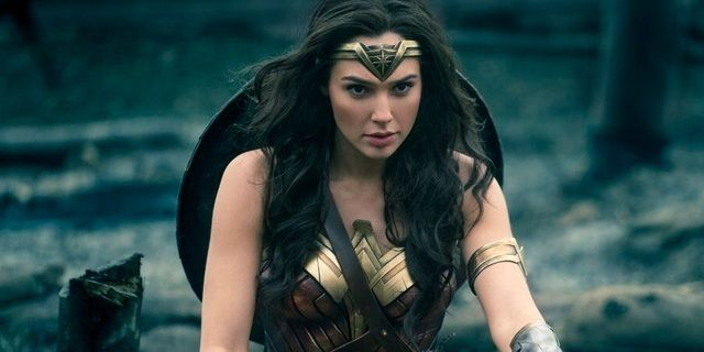 Warriors in almost every culture have cut their hair off to prepare for battle. So why does Wonder Woman fight with her hair